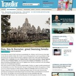 Conde Nast Traveler Jan 12 2012