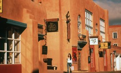 Pueblo Art and History in Santa Fe