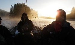 Uncharted Alaskan Fishing
