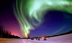 Alaska's Northern Lights with an Astronomer