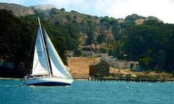 Private Charter and Gourmet Picnic on Angel Island