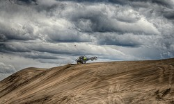 Oregon's Sand Dunes and Hot Springs
