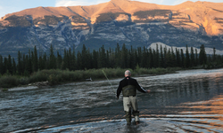 Flyfishing in Colorado's Rocky Mountains
