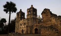 San Antonio's Spanish Mission Churches by Bike
