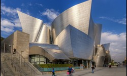 Behind the Scenes at Walt Disney Concert Hall