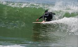 Surf's up Malibu