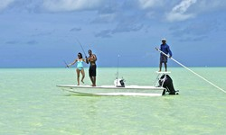Saltwater Fly Fishing Expedition