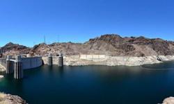 Kayak the Hoover Dam